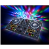 Numark PartyMIX DJ controller with light effect