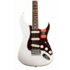 Fender Limited Edition American Pro Stratocaster Channel Bound Neck RW White Blonde electric guitar