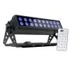 ADJ UV LED BAR 20 IR -  high output ultraviolet LED backlight