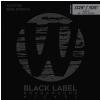 Warwick 41311 Black Label Nickel-Plated Steel - 5-String, High C bass guitar stings 25-105