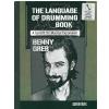 Meinl BGREBBUCH1 benny greb book meinl the language of drumming 2012