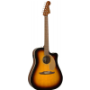 Fender Redondo Player Sunburst WN electric acoustic guitar