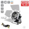 Flash Pro LED PAR 64 250W 2in1 COB WHITE 2200-5200K VINTAGE SHORT + BARNDOOR mk2