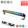 Flash Pro LED WASHER 12x30W RGBW 4in1 COB VINTAGE SHORT 12 SECTIONS mk2 LEDBAR retro look light bar