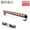 Flash Pro LED WASHER 12x30W WHITE 4in1 COB VINTAGE SHORT 12 SECTIONS mk2 LEDBAR retro look light bar