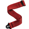Planet Waves 50BAL 11 Auto Lock Blood Red guitar strap