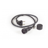 Flash F0000044 - Power Cord For LED PAR 64 IP65