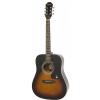 Epiphone Songmaker DR-100 Square Shoulder VS Vintage Sunburst acoustic guitar