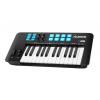 Alesis V25 MKII USB MIDI keyboard and music production controller.