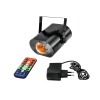 Eurolite LED H2O TCL Water Effect - Compact water effect with RGB color mixing and IR remote control