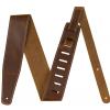 Fender Broken-In Leather Strap Tan 2.5″
