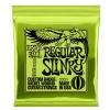 Ernie Ball 2221 Regular Slinky Nickel Wound Electric Guitar Strings (10-46)