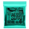 ErnieBall 2626 Not Even Slinky electric guitar strings 12-56