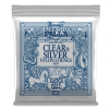 Ernie Ball 2403 Ernesto Palla Nylon Classical Clear & Silver classical guitar strings