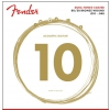 Fender 880XL acoustic guitars strings 10-48