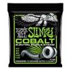 Ernie Ball 2736 Slinky Cobalt bass guitar strings 45-130